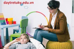 Thẩm định trắc nghiệm về hành vi của trẻ tự kỷ
